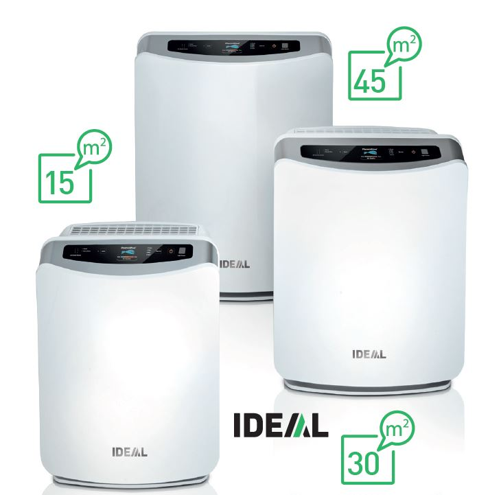 PURIFICADOR DE AIRE IDEAL AP30