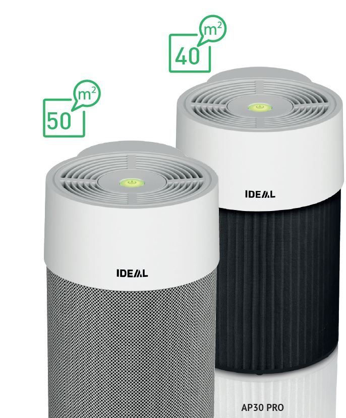 PURIFICADOR DE AIRE IDEAL AP40 PRO