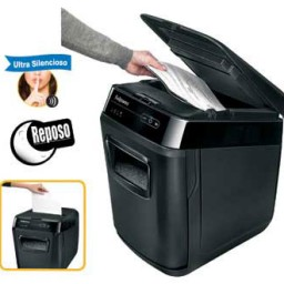 Destructora papel Fellowes Automax 200C uso frecuente 4653601