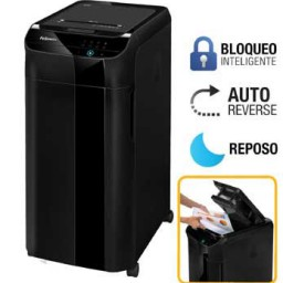 Destructora papel Fellowes Automax 350C uso profesional 4651601